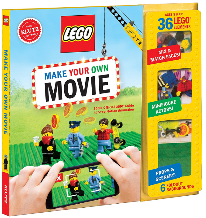 Klutz - LEGO Make Your Own Movie