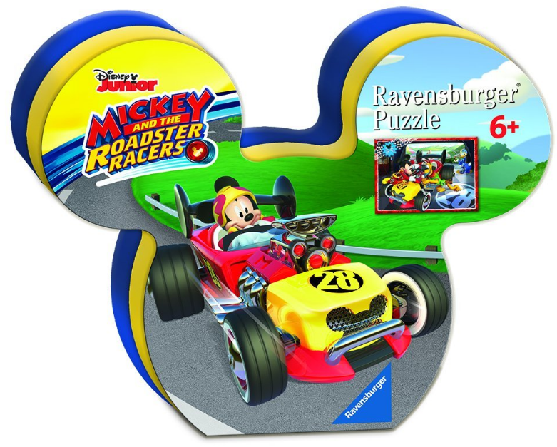 100 PC PZ MICKEY ROADSTER RACER - 13689