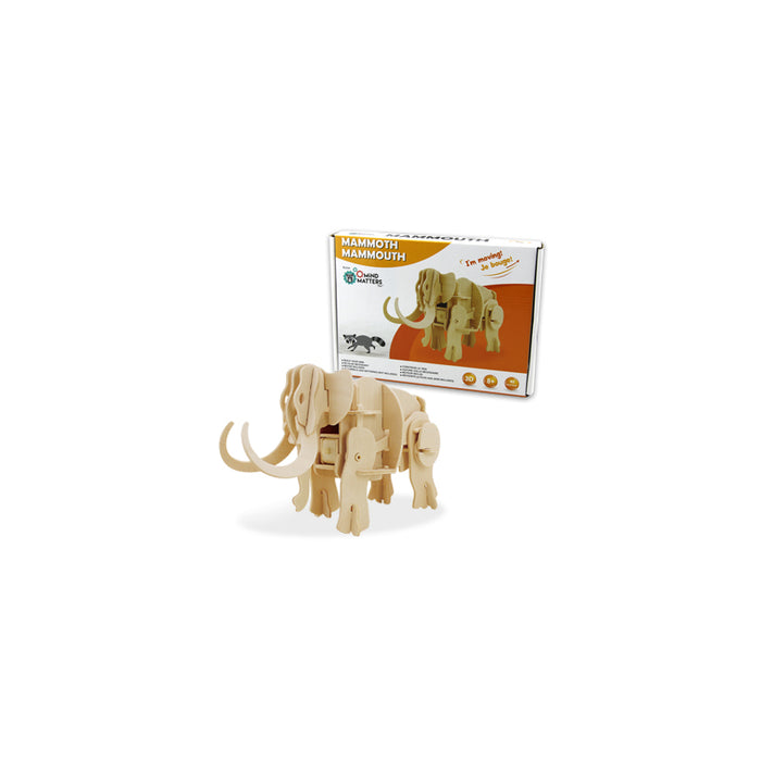 Mind Matters Toys - 99-10013 | Walking Mammoth