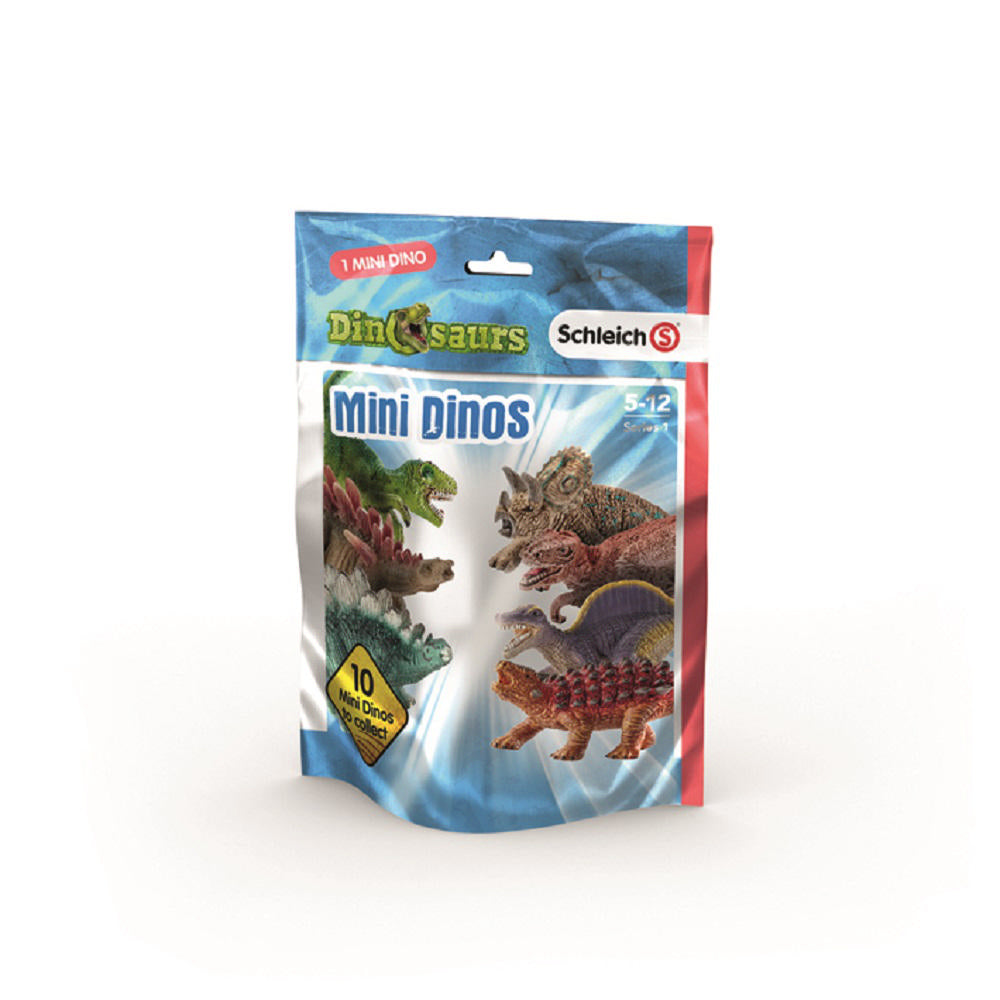 Schleich - 77215 | Dinosaurs: Mini Dino Bling Bag Series 1