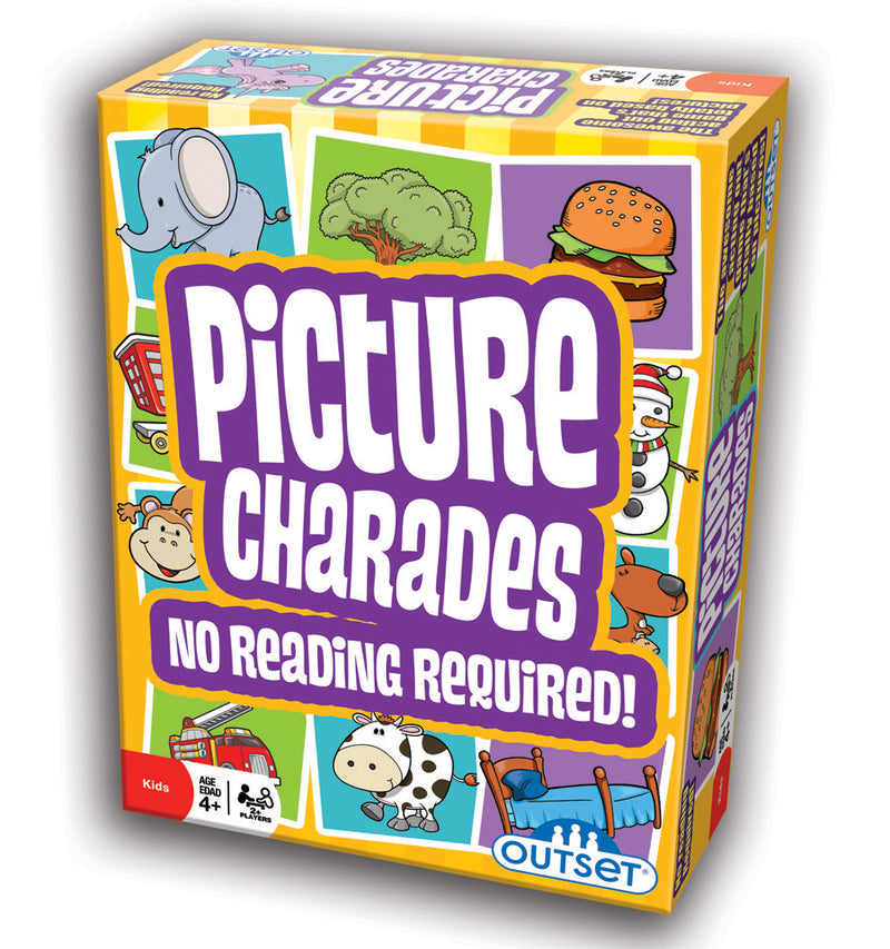 Outset Media - 19206 | Picture Charades
