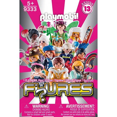 Playmobil - Figures: Series 13 Girls 9333