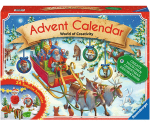 Ravensburger - Advent Calendar 2017