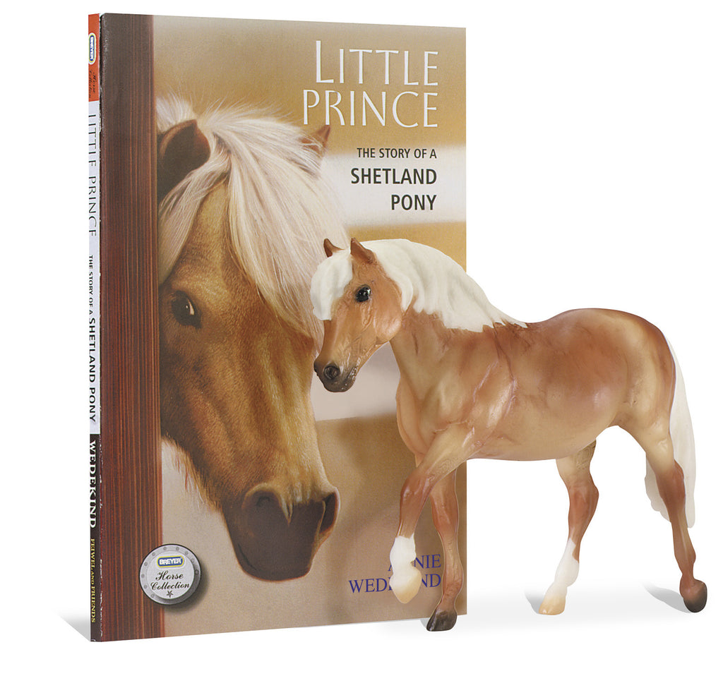 Breyer - 6137 | Classics: Little Prince Book and Model Set