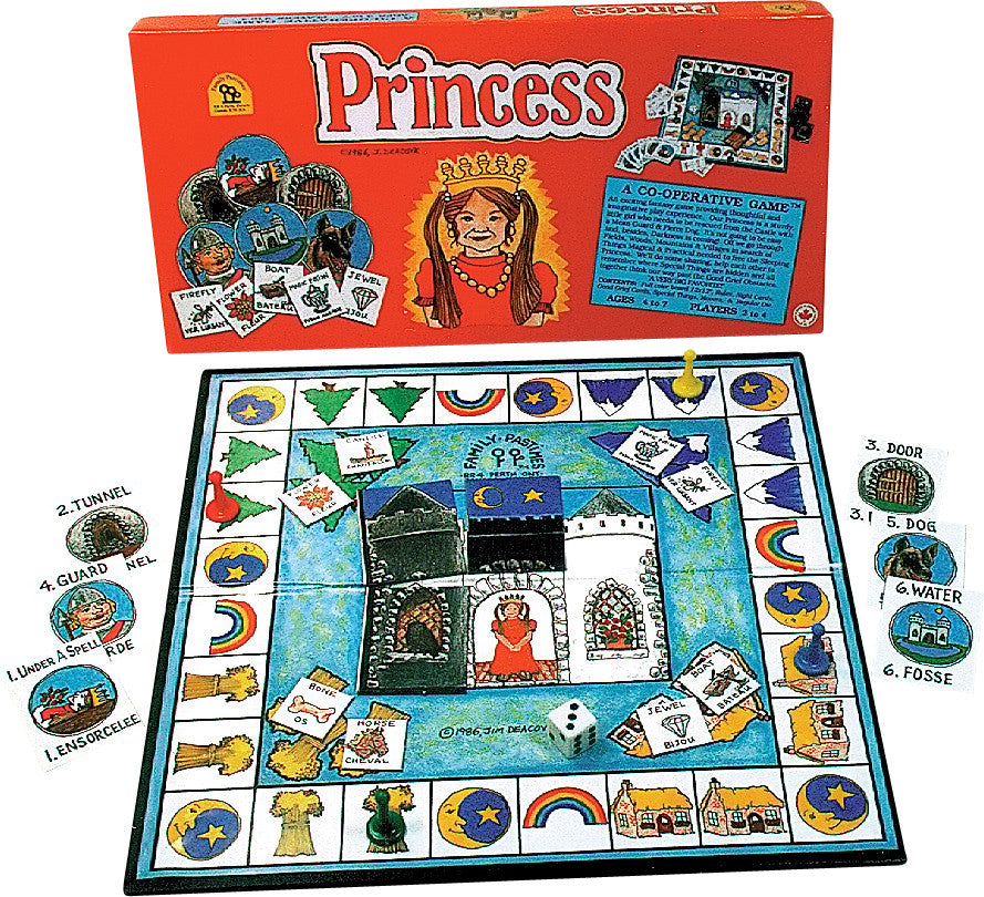 Family Pastimes Princess Game