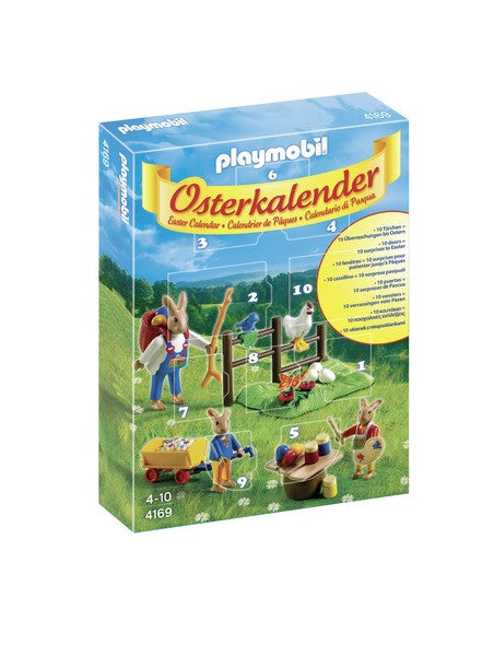 Playmobil Easter Calendar - 4169