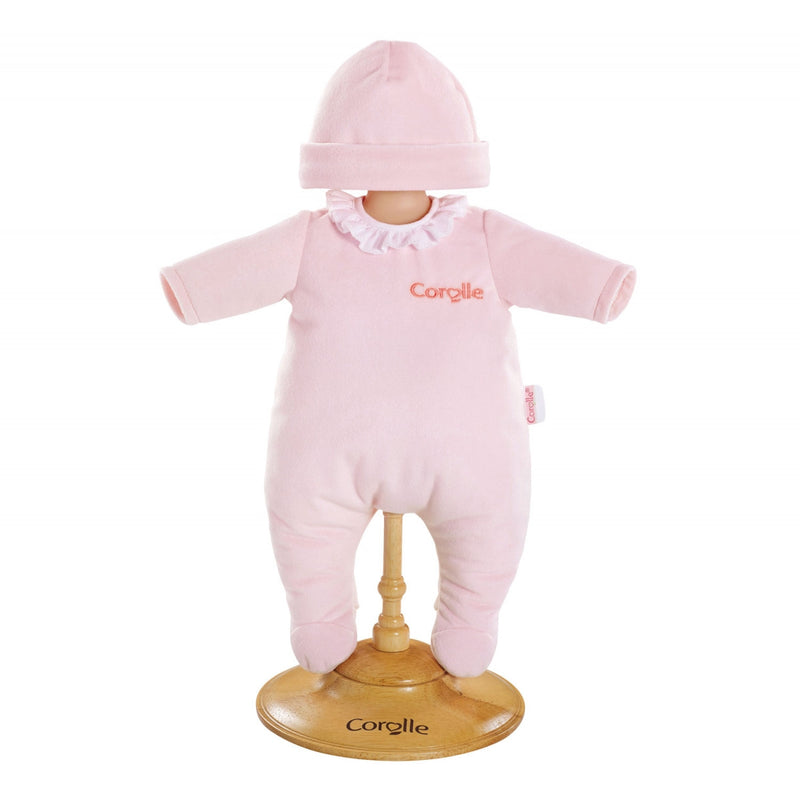 Corolle DMV00 Mon 1 BB 12-Inches Doll Pink Pajamas Set
