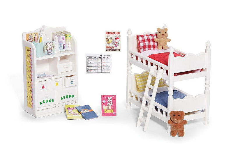Calico Critters - CC2441 | Children's Bedroom Set