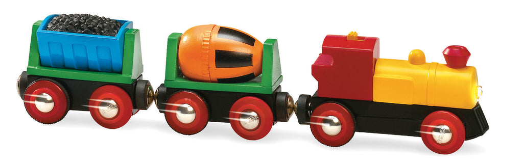 Brio Battery Operated Action Train - 33319
