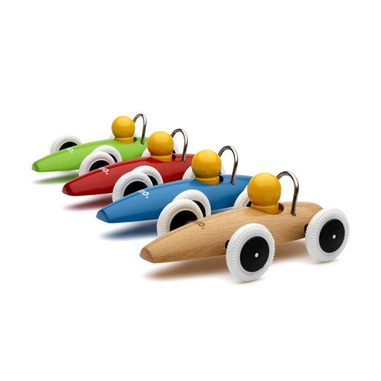 Brio Wooden Race Car Assorted - 30077