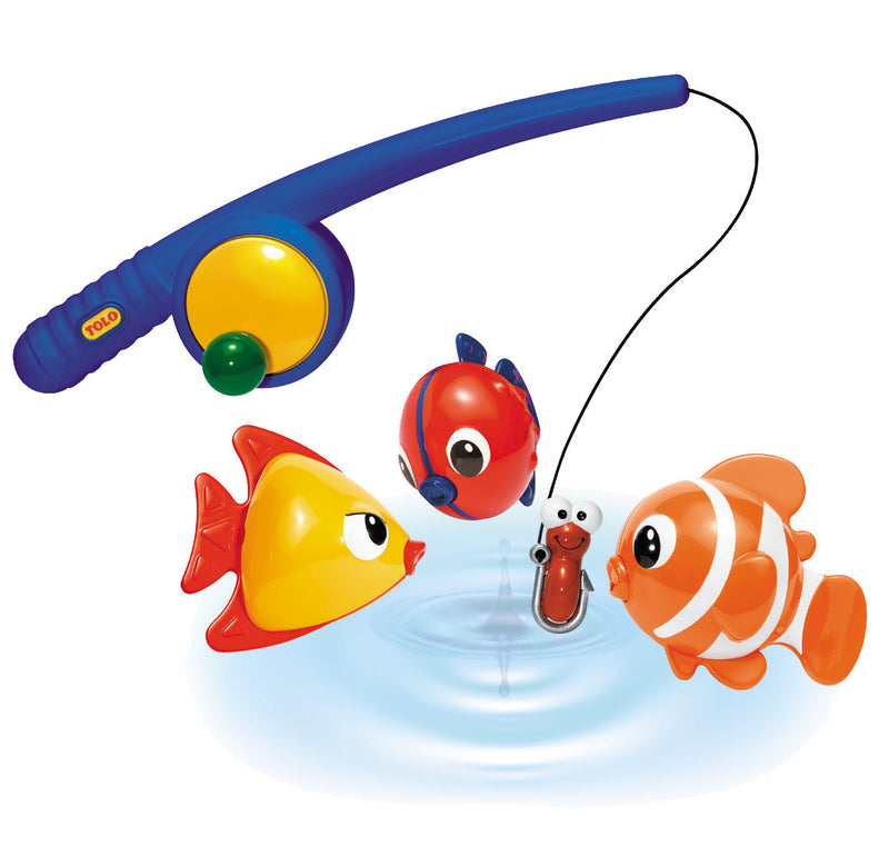 Tolo Funtime Fishing Bath Activity