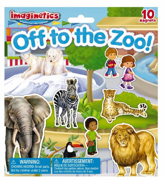 Imaginetics Off to the Zoo