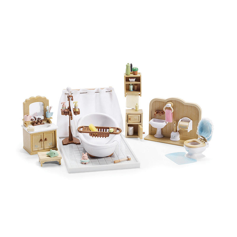 Calico Critters Deluxe Bathroom Set 1512