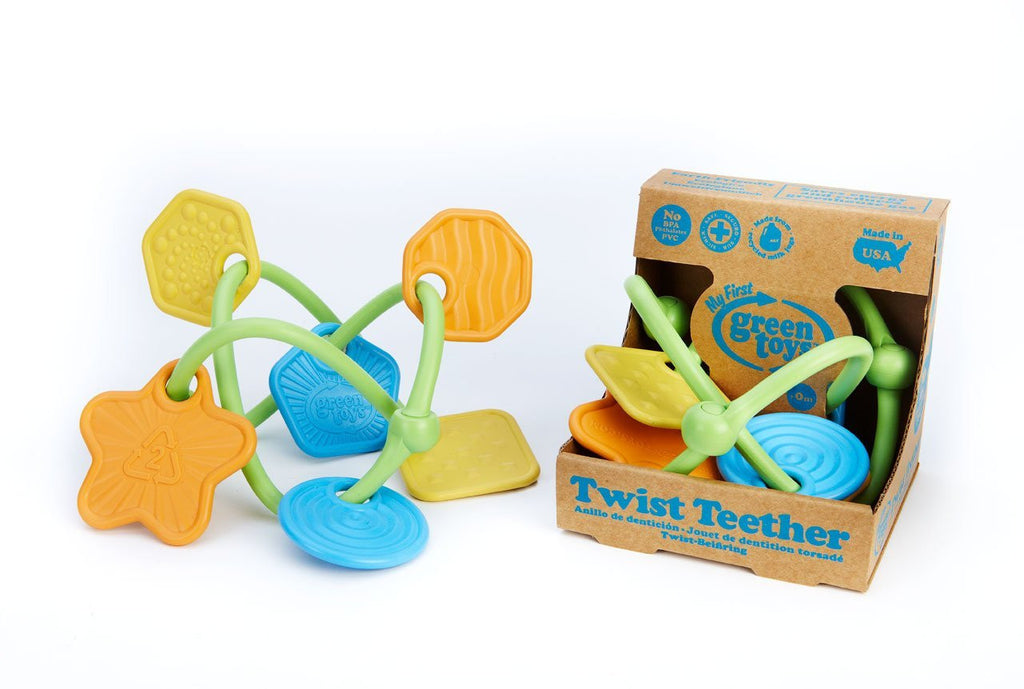 Green Toys Twist Teether - Knta-1502
