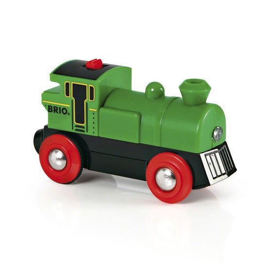 Brio Battery Powered Train Engine - 33595