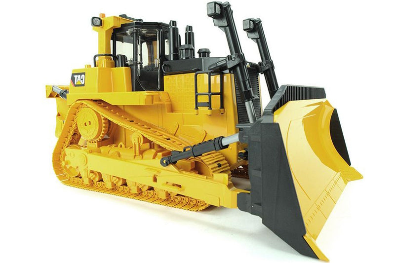 Bruder Caterpillar Large Track Type Tractor, Yellow - 02453