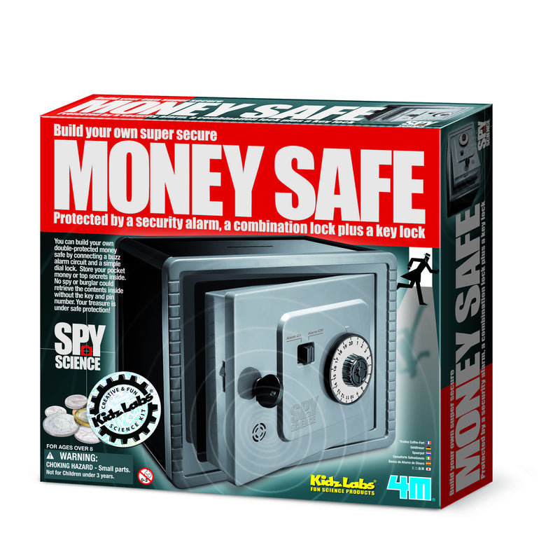 4M Super Protected Money Bank Safe - P3289