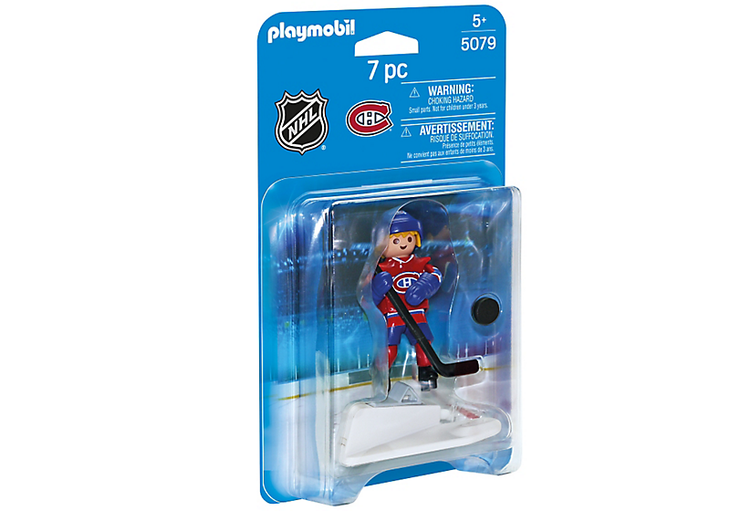 Playmobil - 5079 | NHL: Montreal Canadiens Player