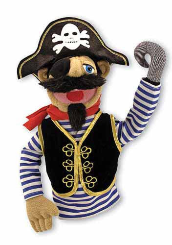 Melissa & Doug 13899 Pirate Puppet