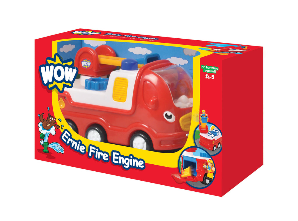 Ernie Fire Engine - WOW Toys - 10321