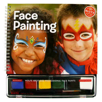 Klutz Face Painting Kit