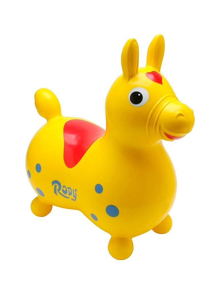 Gymnic Rody Horse - Yellow