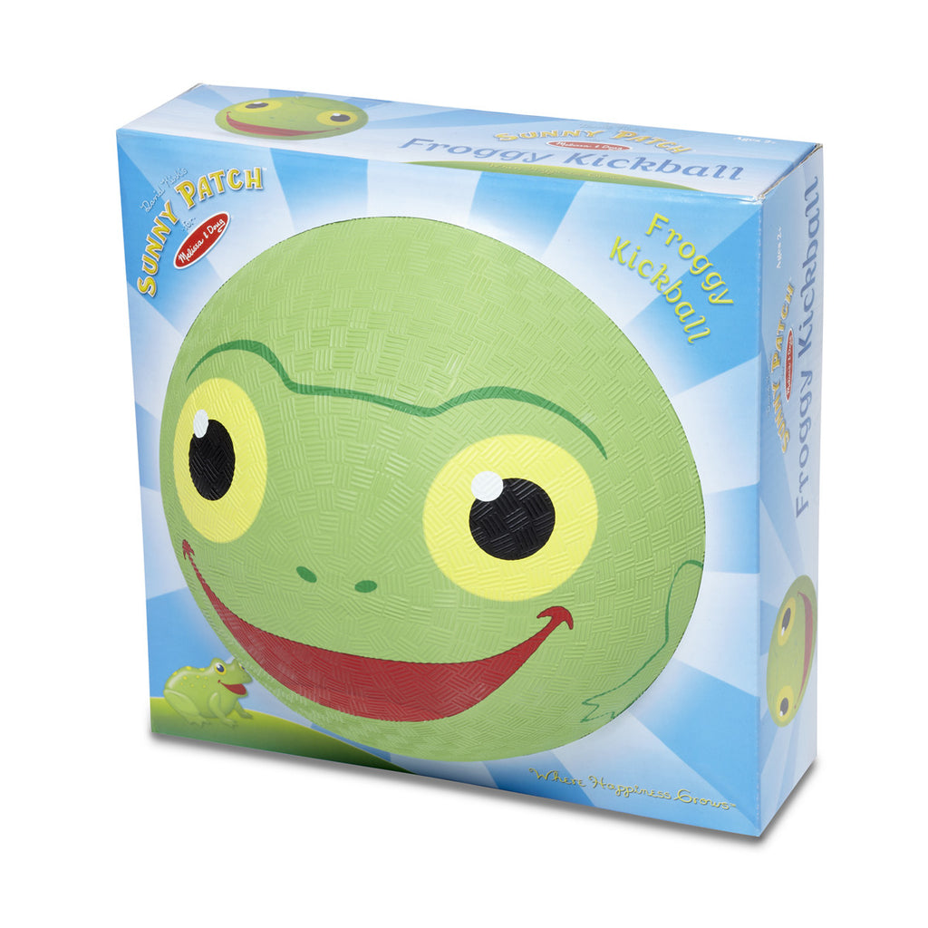 Melissa & Doug 6030 Froggy Kickball: Green