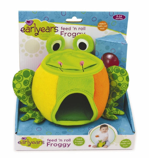 Feed N Roll Froggy
