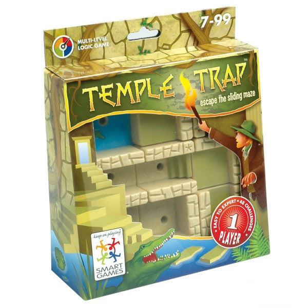 Smart Games Temple Trap Travel Game