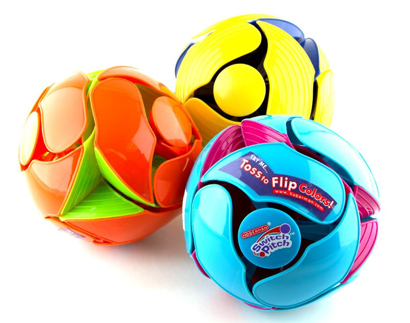 Hoberman - SP100 | Switch Pitch Ball
