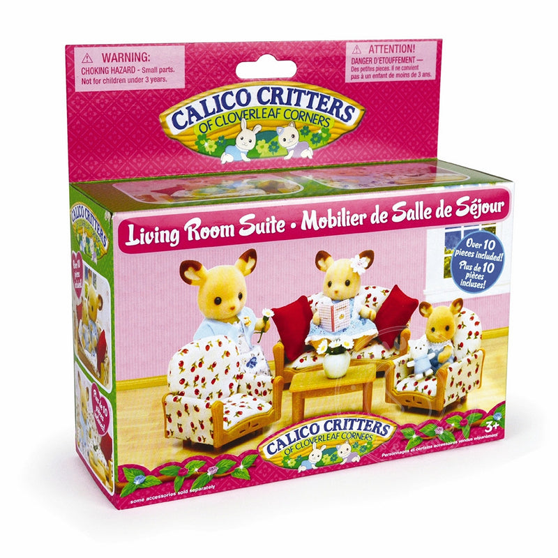 Calico Critters - CF1436 | Living Room Suite