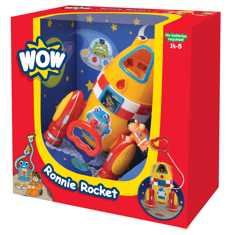 Ronnie Rocket - WOW Toys - 10230