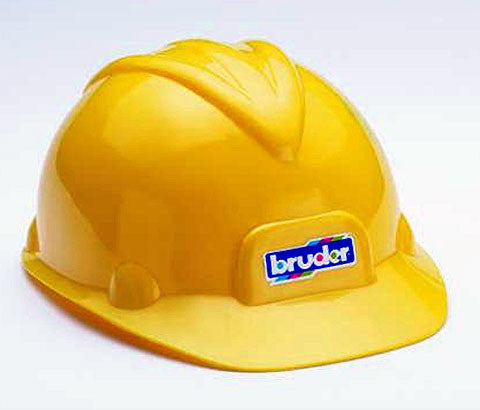 Bruder - 10200 | Construction: Construction Toy Helmet