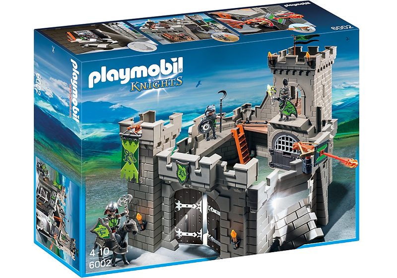 Playmobil Wolf Knights' Castle - 6002