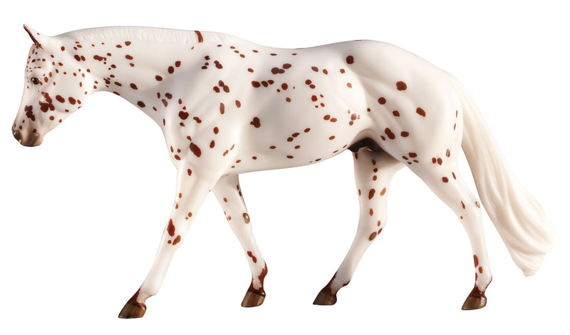 Breyer - 1435 | Traditional: Lil' Ricky Rocker - Appaloosa Champion