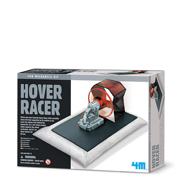 4M - P3366 | Fun Mechanics Kit: Hover Racer