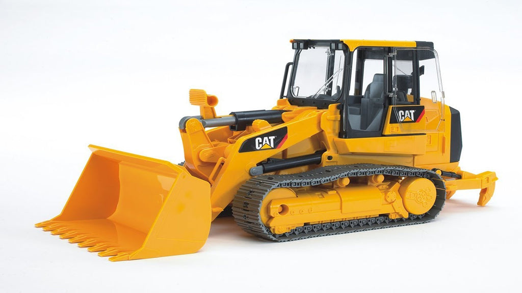 Bruder Caterpillar Track Loader, Yellow - 02448