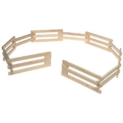 Breyer Wooden Corral 1:9 - 7500