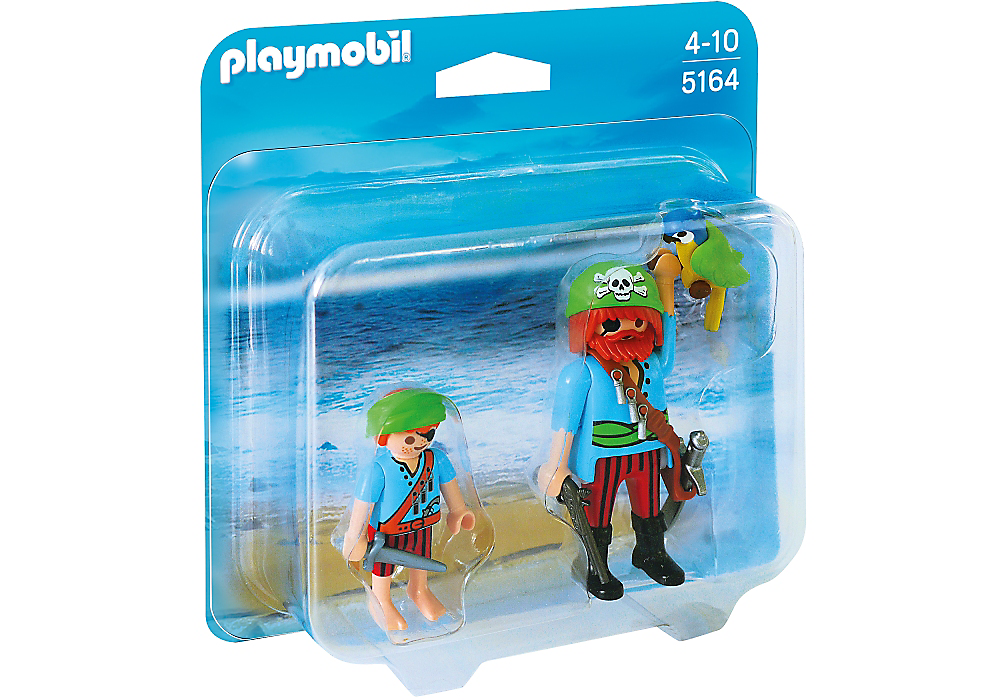 Playmobil - 5164 | Pirates: Pirate Mates Duo Pack