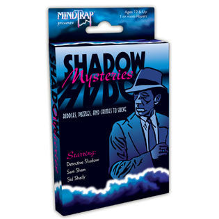 Mindtrap: Shadow Mysteries Cards -37057