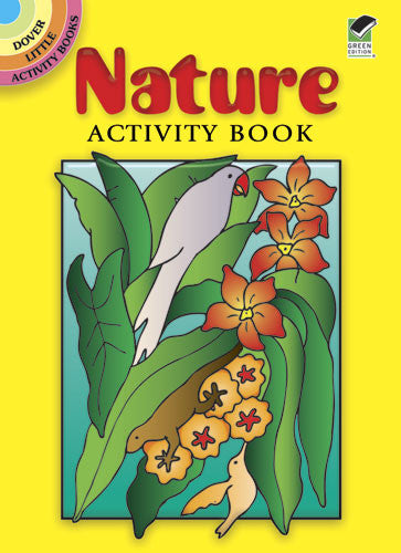 Dover Storybooks - 0486280365 | Nature Activity Book