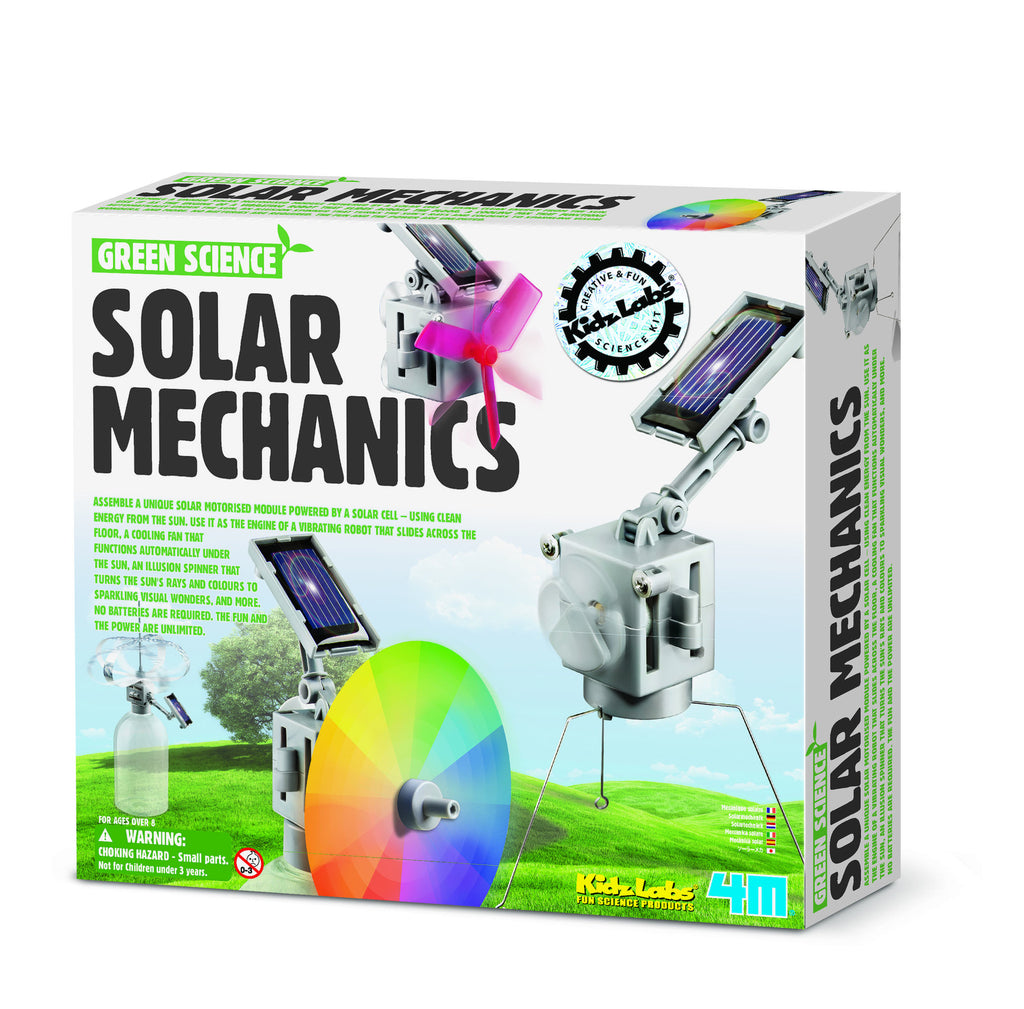 4M Solar Mechanics Workshop - P3401