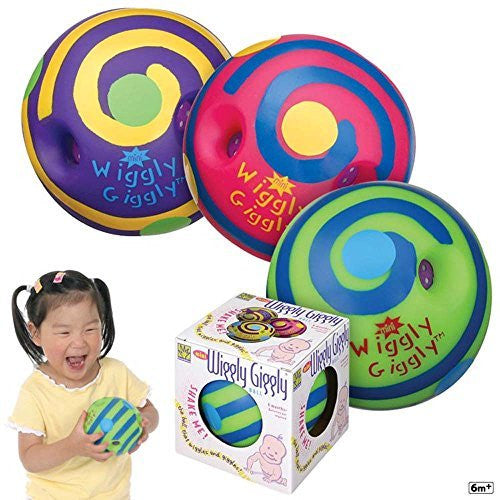 Mini Wiggly Giggly Ball - 44311