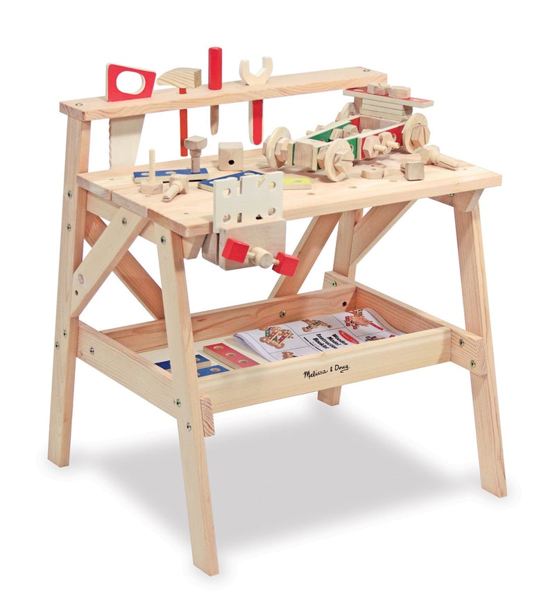 Melissa & Doug 12369 Wooden Project Work Bench