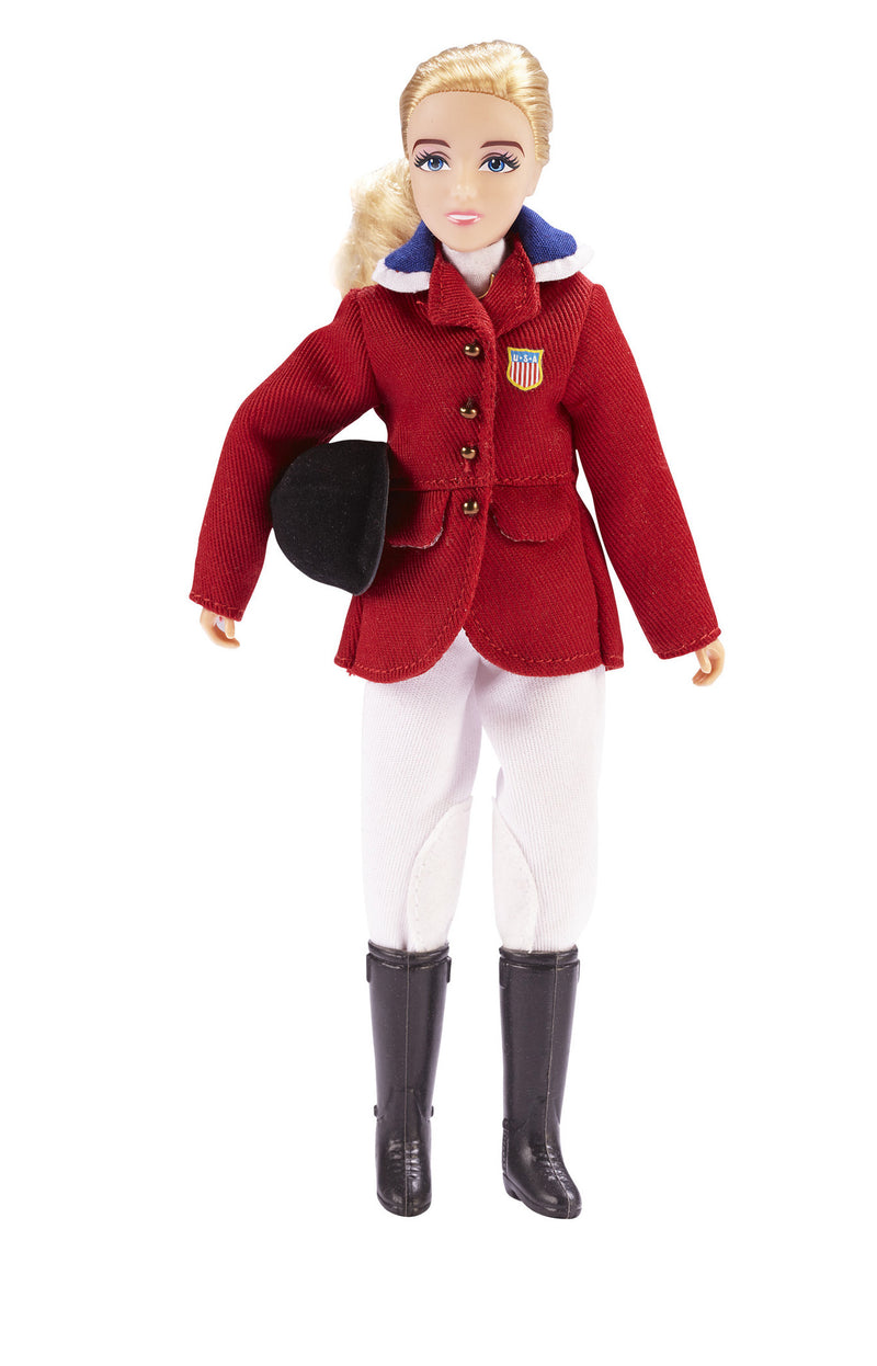 Breyer 8-Inches Show Jumper Brenda 1:9 - 525