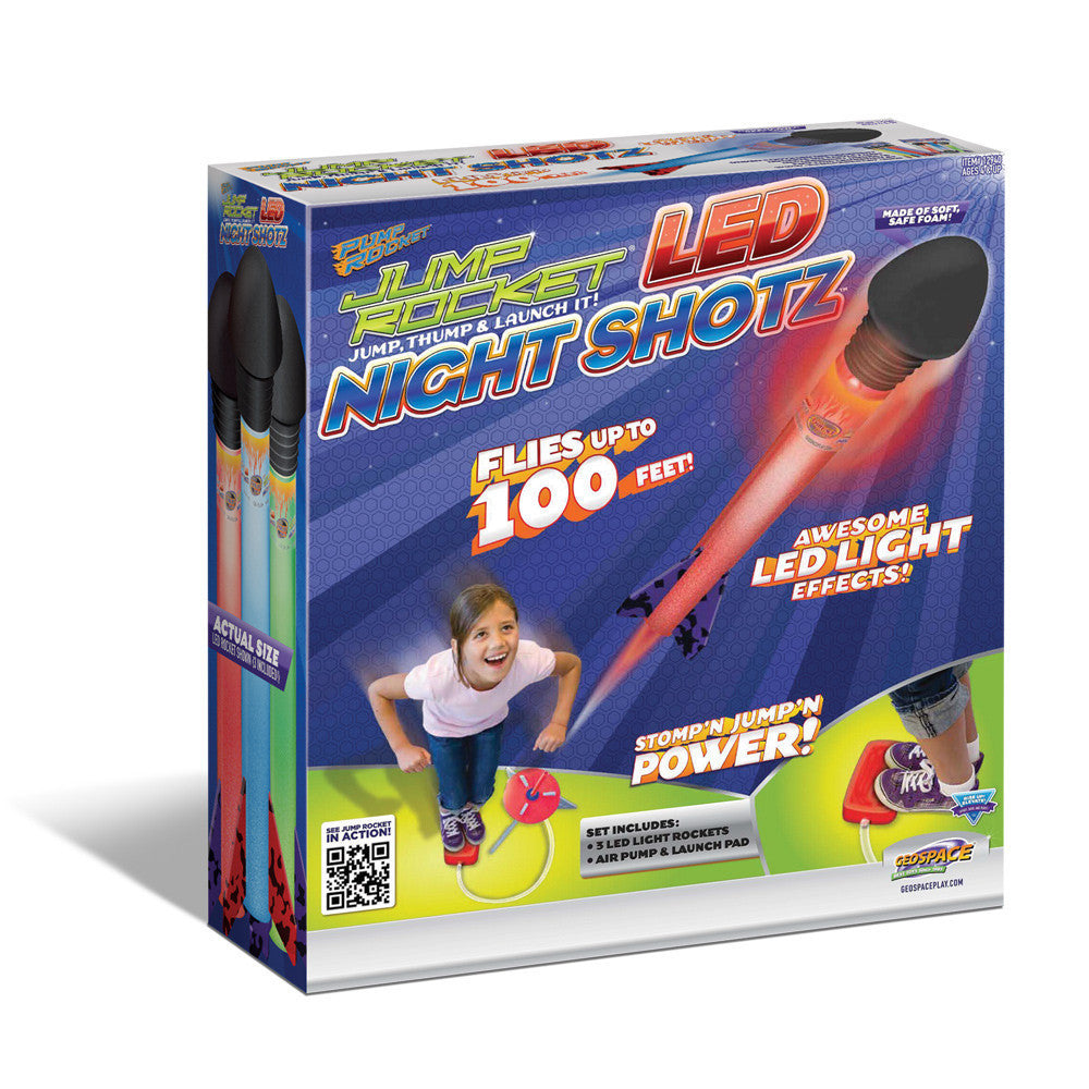 Jump Rocket Led Night Shotz - G12940
