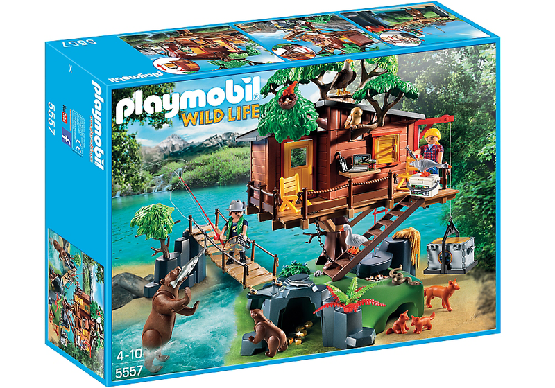 Playmobil Adventure Tree House - 5557