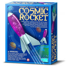 4M Cosmic Rocket Launching Kit - P3235