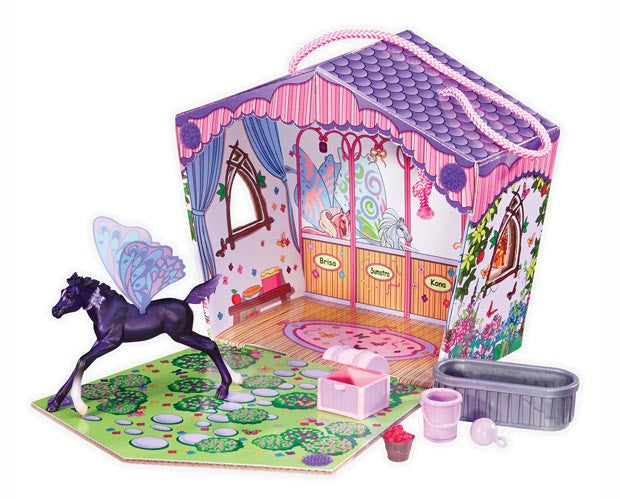 Breyer - 100116 | Kona's Treehouse Play Set