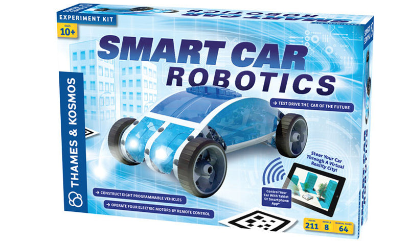 Smart Car Robotics Experiment Kit